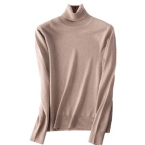 Andrew Marc Women's Knit Turtleneck Sweater NWOT